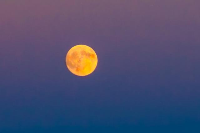 広い視野で自分の思いを伝えていく~魚座満月~