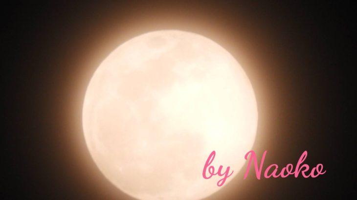 柔らかく受け入れる~乙女座満月のメッセージ~占星術サロンまほろ 宮崎
